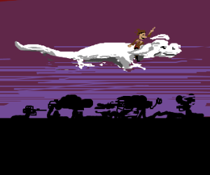 know all about: Flying Dog From Never Ending Story