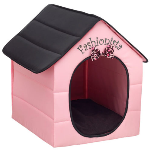 fashionista dog house