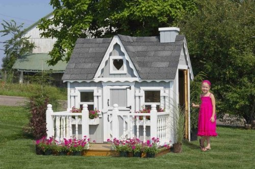 victorian dog house