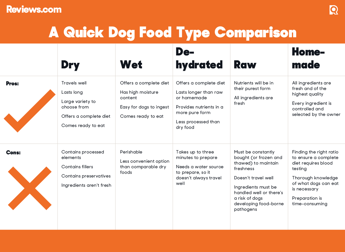 Best Commercial Dog Food For Senior Dogs Canada
